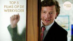 Screentime extra: top 5 van films die zich afspelen op de werkvloer