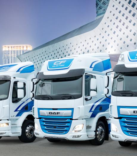 DAF Trucks verlaagt productie wegens 'economische onzekerheid'