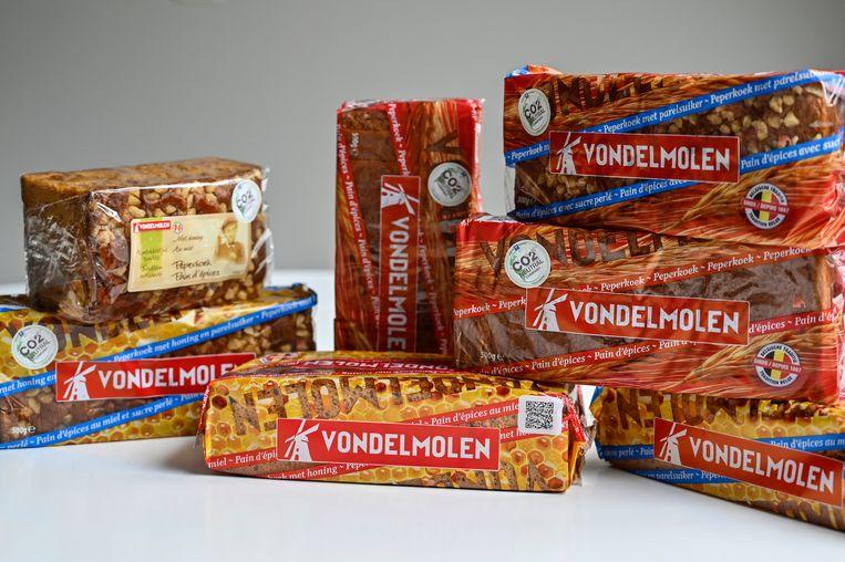 Peperkoek van Vondelmolen.