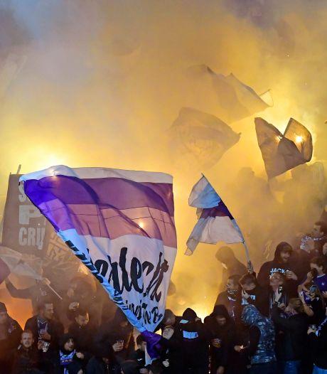 """Les supporters d'Anderlecht n'en peuvent plus: """"Nous ne voulons plus voir d'expérimentations"""""""