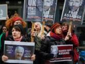 Mobilisation devant l'ambassade britannique à Bruxelles pour Julian Assange