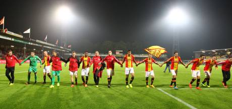 Tien jaar KNVB-beker: wisselend succes GA Eagles