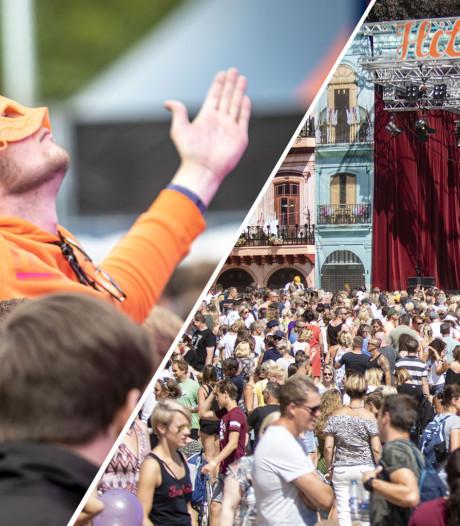Streep door Fields of Joy én Kingsland op Hulsbeek: einde festivals in Oldenzaal
