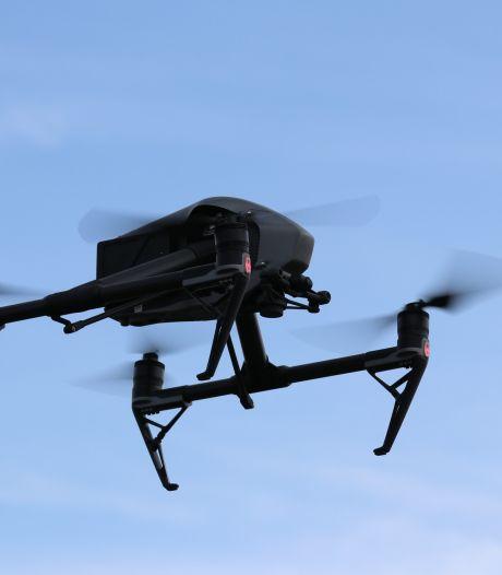Haven van Antwerpen zet drones in bij controles