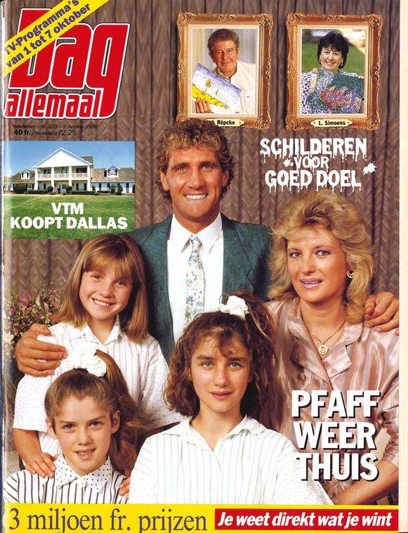 Covers Dag Allemaal 35 jaar