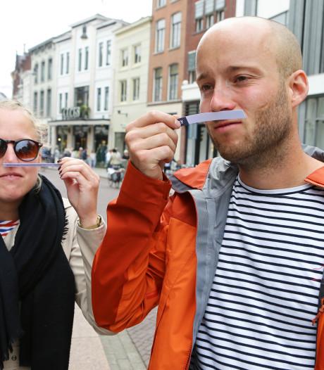 Landelijke campagne 'XTC, daar zit een luchtje aan' start in Den Bosch