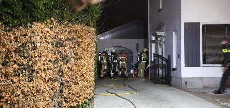 Brand in woning in Aadorp snel geblust