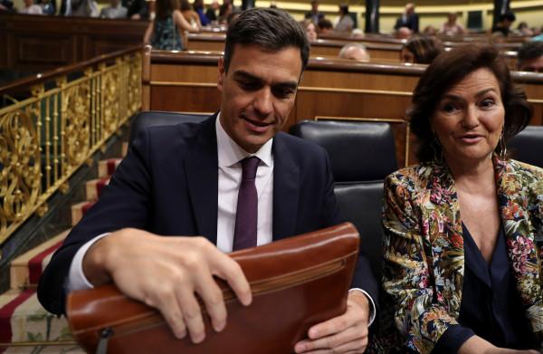 **Seks zonder expliciete instemming wordt in Spanje straks aangemerkt als verkrachting**