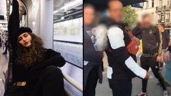 """Brusselse studente (20) is seksuele intimidatie op straat kotsbeu: """"Deze week nog achtervolgd door twee mannen die me 50 euro aanboden voor blowjob"""""""