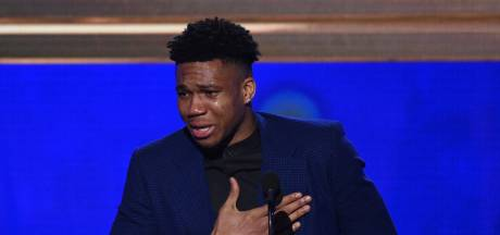 Antetokounmpo als tweede Europeaan ooit beste van de NBA
