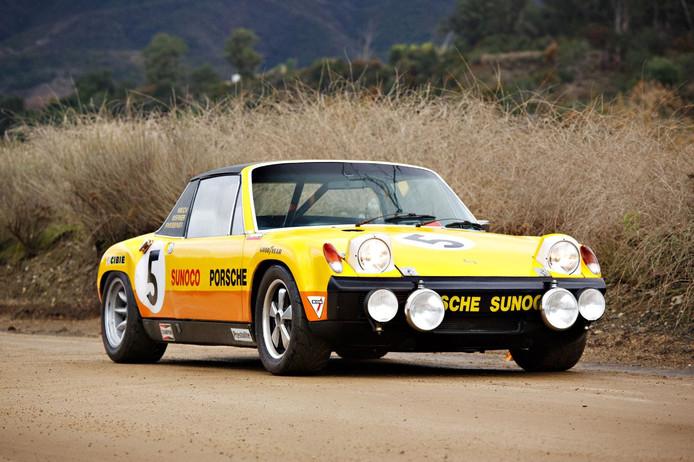 Porsche 914/6 GT.