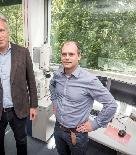 Philips-bedrijf SCIL maakt in Eindhoven hightech stempelmachine