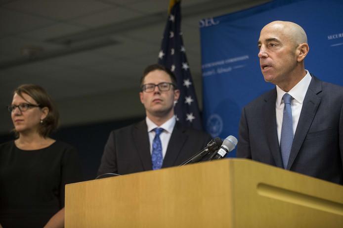 Directeuren van de Amerikaanse financiële waakhond SEC maken afgelopen donderdag de aanklacht tegen Elon Musk bekend