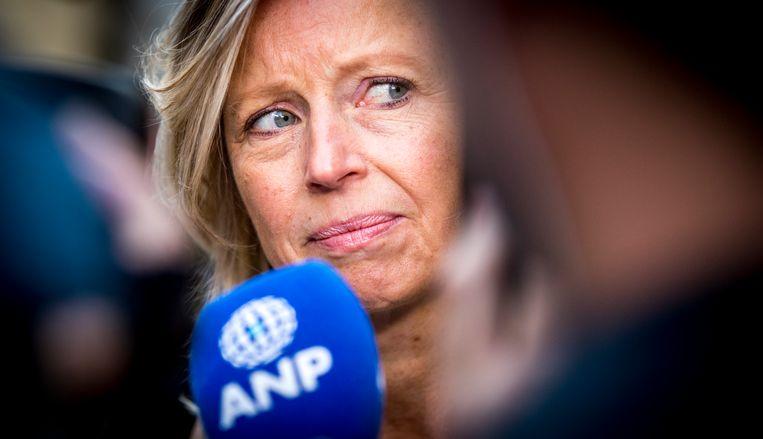 D66-minister Kasja Ollongren. Beeld ANP