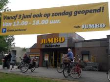 Eindelijk, het mag in Harderwijk, de supermarkt is elke zondag open de komende maanden