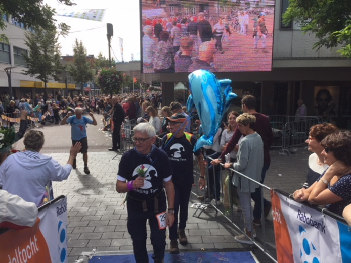 Finish 80 van de Langstraat.