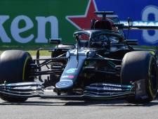 Nouvelle pole pour Lewis Hamilton