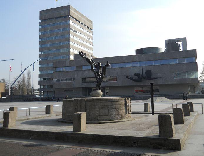Het Eindhovense gemeentehuis.