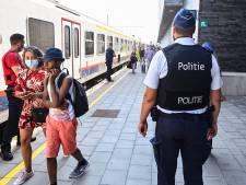 La police présente en nombre à la Côte et dans les gares ce week-end