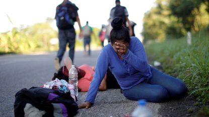 """Rustdag voor migrantenmars, Trump bereid """"tot 15.000 soldaten"""" in te zetten aan grens met Mexico: """"Draai om!"""""""