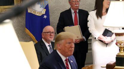 Trump wil geen oorlog met Iran, z'n veiligheidsminister wel