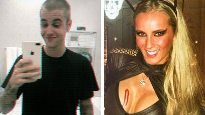 SHOWBITS. Justin Bieber scheert al z'n haren af en Joke Van de Velde trekt haar stoutste kostuum aan