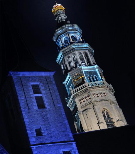 Steun lichtplan binnenstad Middelburg nog niet zeker