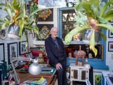 Govert Janse (83) reed in een cabrio, verzamelde kunst en genoot van het leven