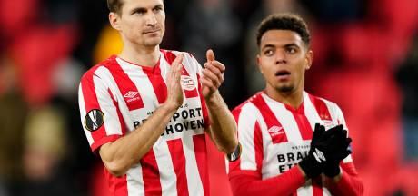 Daniel Schwaab baalt van eerste helft tegen Rosenborg: 'Dat moet tegen Feyenoord beter'
