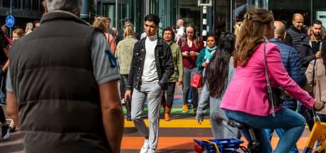 Aantal coronabesmettingen in Utrechtse binnenstad veel hoger dan in omliggende wijken: hoe komt dat?