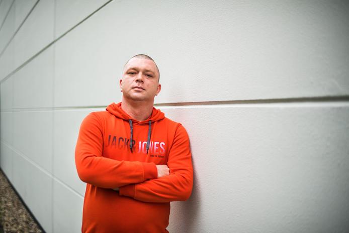 Pawel Niemazewski uit Arnhem vecht een boete bij de Raad van State aan.