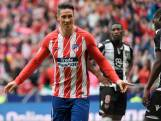 Atlético verstevigt plek twee na ruime zege