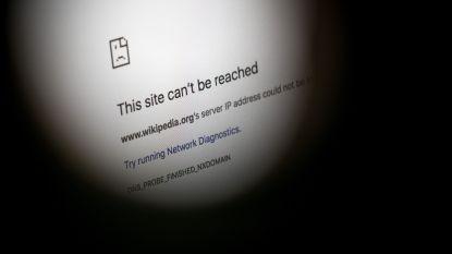 Censuur in China gaat verder: Wikipedia in alle talen geblokkeerd