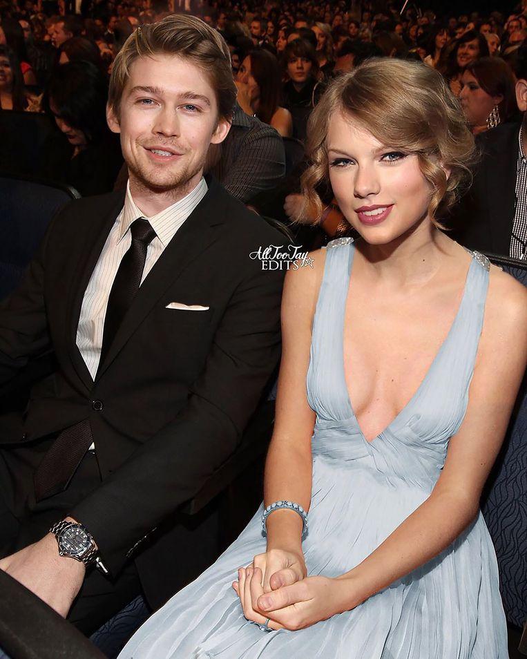 Taylor Swift en Joe Alwyn worden zelden samen in het openbaar gespot
