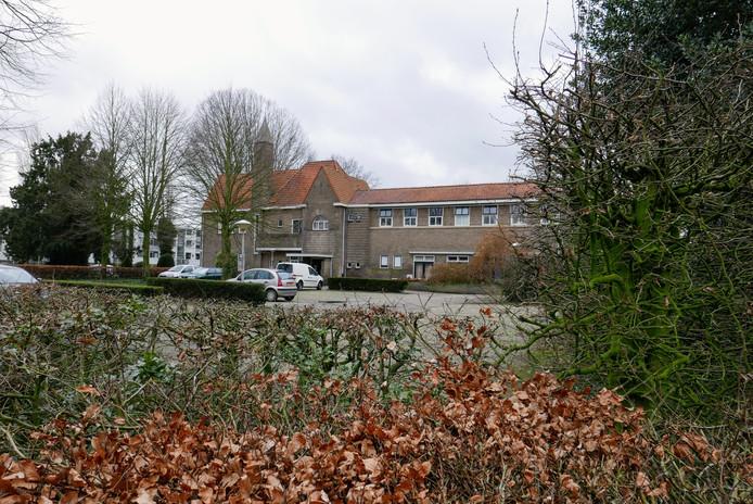 Het karakteristieke zorgcomplex Lindenlust aan de Bosscheweg in Boxtel.