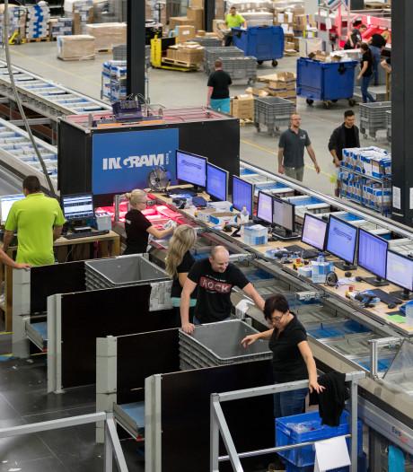 Ingram Micro en Baanbrekers beginnen kweekvijver voor logistiek personeel in Waalwijk