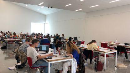 Leuvense studenten kunnen voortaan ook blokken in studentenrestaurant Alma