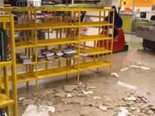 Jeugdafdeling bibliotheek Utrecht weer open na portiekbrand en waterschade