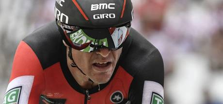 Van Avermaet blijft onbedreigde leider in WorldTour