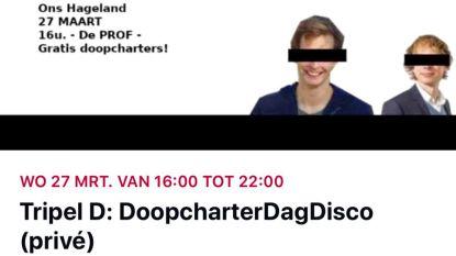 """'Doopcharterdagdisco' zorgt voor commotie : """"Studentenclubs lachen met dood van Sanda Dia"""""""