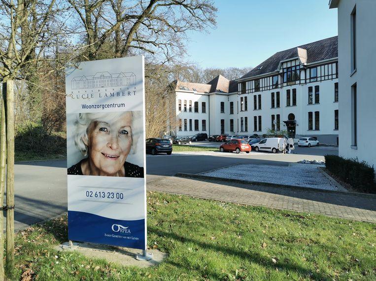In woonzorgcentrum Lucie Lambert in Buizingen raakten zes mensen besmet met het coronavirus.