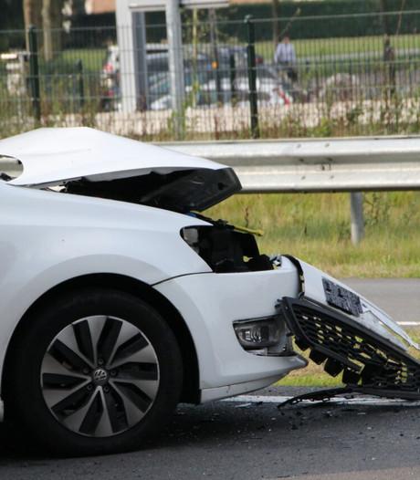 Combitunnel N35 bij Nijverdal afgesloten na ongeluk