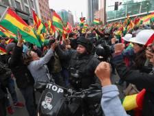 Boliviaanse president Morales stapt na weken van protesten op