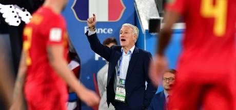 """Deschamps a senti les Bleus """"invulnérables"""" contre la Belgique: """"Les Diables ne pouvaient pas marquer"""""""