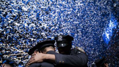 Historisch moment: eerste weekend in 25 jaar in New York zonder schietpartij of moord