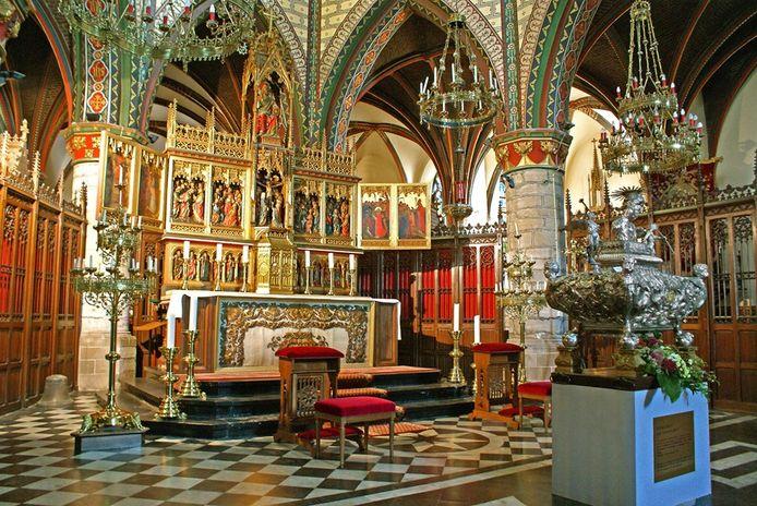 Op Open Monumentendag zet de Sint-Bartholomeuskerk haar deuren open van 14 tot 17 uur.