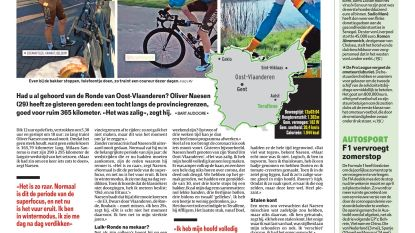 Oli wou eens zot doen: rondje rónd Oost-Vlaanderen