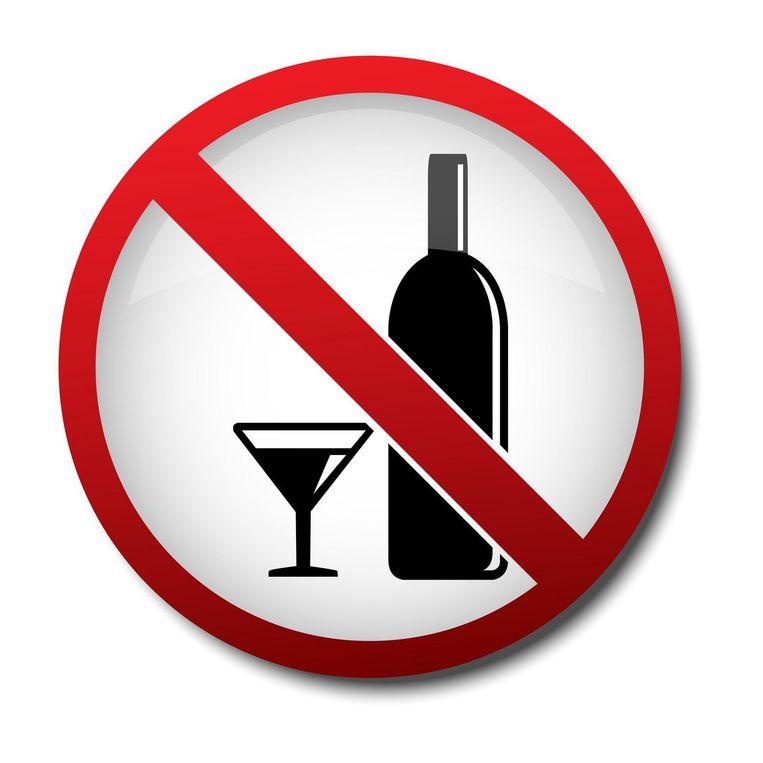 Bij etnische groepen gaf 56 procent aan nooit iets te drinken, bij blanken ligt dat percentage op nog geen 16.