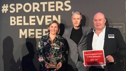Sport Vlaanderen heeft het gezegd: sporters beleven meer in Zelzate