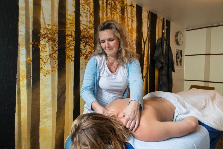 Saskia van salon La Saskia Massage Beeld Charlotte Odijk